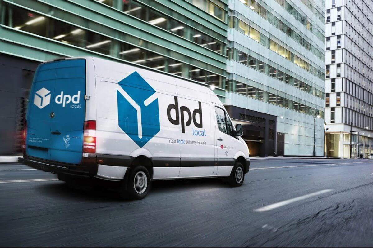 3d printing service with DPD next day delivery